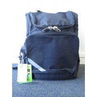 JUNIOR SCHOOL BAG - NAVY