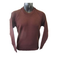 ROUND NECK WOOLLEN JUMPER