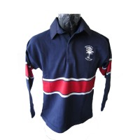 KNITTED WOOLLEN RUGBY TOP