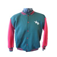 SUPER FLEECE BOMBER JACKET
