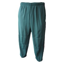 NYLON COTTON SPORTS TRACK PANTS WITH PIPING