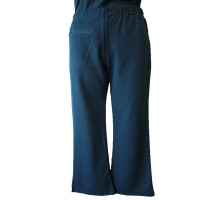 GIRL'S POLY COTTON BOOTLEG PANTS