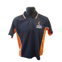 YOUTH'S SHORT SLEEVE SPORT MESH POLO TOP