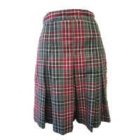 GIRL'S KNEE LENGTH WINTER SKIRT