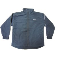 MICRO FIBRE JACKET WITH POLAR FLEECE LINING