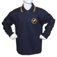 FLEECY RUGBY TOP