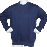 [ADULT] FLEECY WINDCHEATER - NAVY
