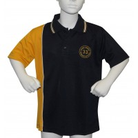 SHORT SLEEVE MICRO MESH POLO SHIRT