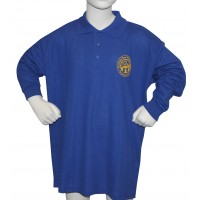 LONG SHEEVE POLO SHIRT
