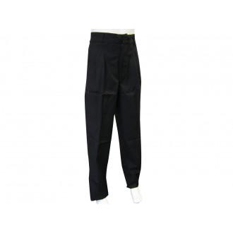 IMPORT TAILOR PANTS-BLACK