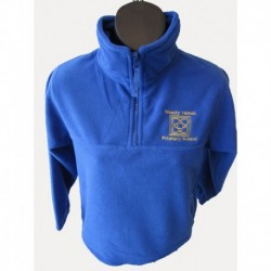 1/2 ZIP POLAR FLEECE TOP