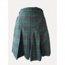 GIRL'S CHECK CULOTTES