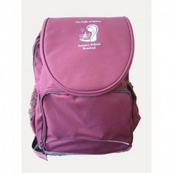 HARLEQUIN SCHOOL BAG