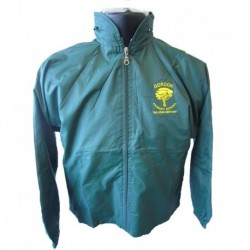 WATERPROOF JACKET WITH COTTON