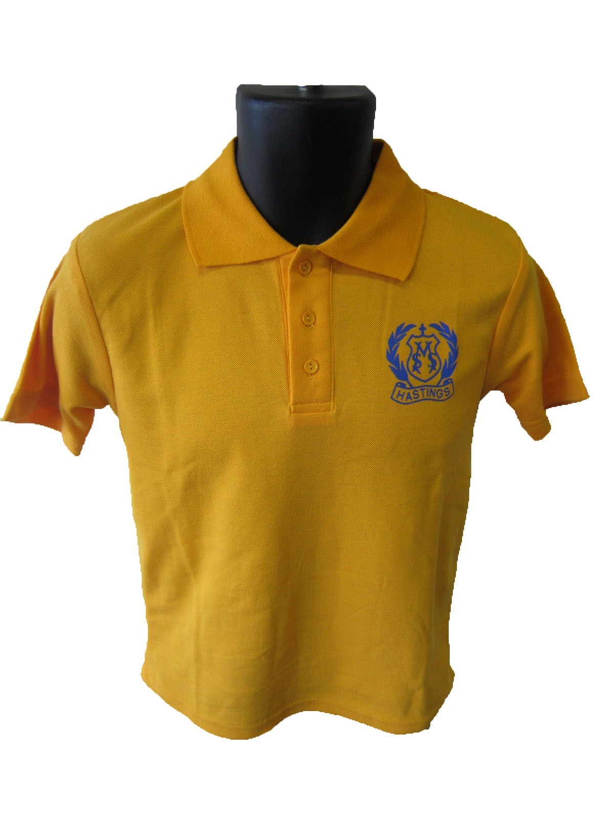 b52d2194 More info. SHORT SLEEVE SPORTS POLO SHIRT- [WITH PRINTED ...