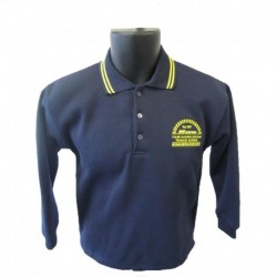 SUPER FLEECE RUGBY TOP