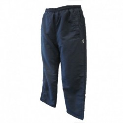 MICRO FIBRE TRACK PANTS WITH COTTON LINING