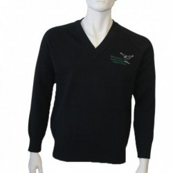SENIOR POLY-COTTON WOOLLEN JUMPER