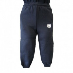 SUPER FLEECE TRACK PANTS WITH CUFFS