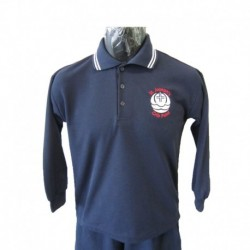LONG SLEEVE SPORT POLO SHIRT