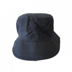 BUCKET HAT-BLACK