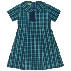 GIRLS SUMMER DRESS - FRONT