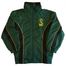 SPRAY JACKET WITH POLY COTTON LINING