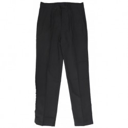 BOYS TAILORED PANTS WITH ZIP