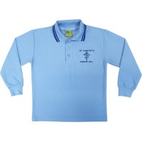 SKY SHORT SLEEVE POLO SHIRT