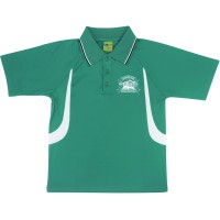 SHORT SLEEVE MID DRY POLYESTER POLO SHIRT