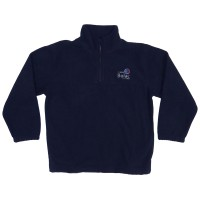 1/2 ZIP POLAR FLEECE RUGBY TOP FRONT