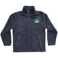 POLAR FLEECE JACKET FRONT