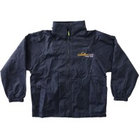 WATERPROOF SPRAY JACKET WITH POLAR