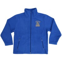 FULL ZIP POLAR FLEECE JACKET
