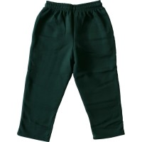SUPER FLEECE STRAIGHT LEG TRACK PANTS BACK