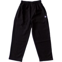 SURF STYLE GABERDINE PANTS WITH SIDE ZIP-POCKET