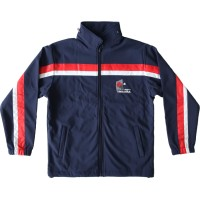 SOFT SHELL SPRAY JACKET WITH POLAR FLEECE LINING