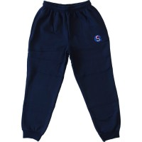 SUPER FLEECE TRACK PANTS WITH CUFF