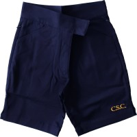 TAILORED CHINO SHORTS WITH INTERNAL ZIP-POCKET