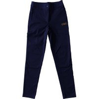 TAILORED CHINO PANTS WITH INTERNAL ZIP-POCKET