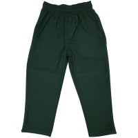 SURF STYLE GABERDINE PANTS WITH INTERNAL ZIP-POCKET