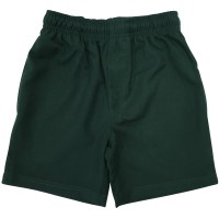 SURF STYLE GABERDINE SHORTS (WITH INTERNAL ZIP-POCKET)