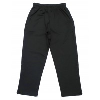 NYLON TRACK PANTS WITH ZIP UP ANKLE