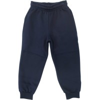 DOUBLE KNEE TRACKPANT WITH INTERNAL ZIP POCKET