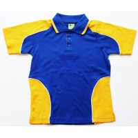 SHORT SLEEVE HYPER ALLERGENIC SPORTS TOP