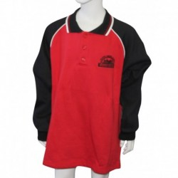 FLEECE RUGBY TOP